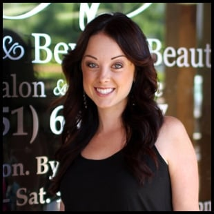 The typical mom for Above and beyond salon temecula ca