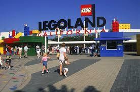 Free child's admission to Legoland