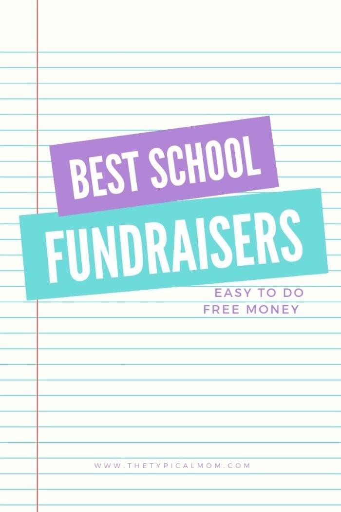 best school fundraisers 2