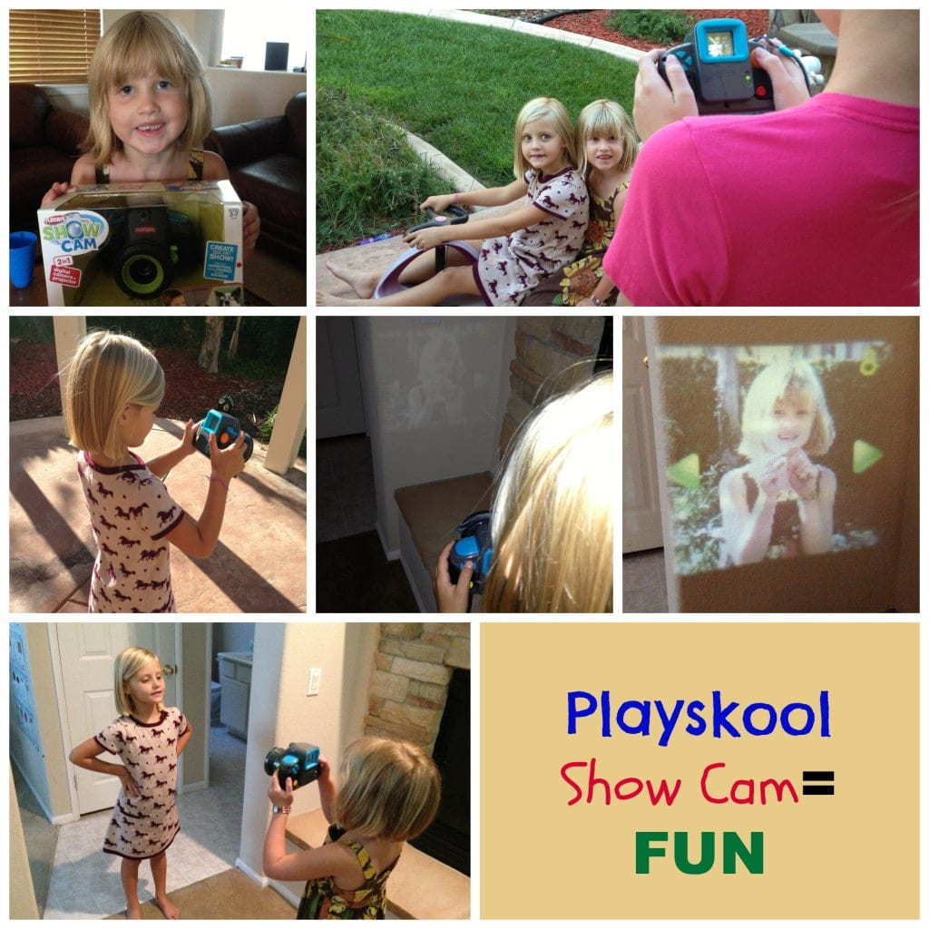 playskool show cam