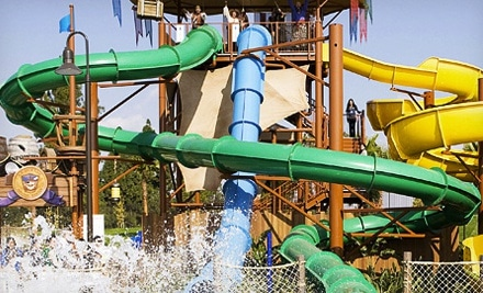 La Mirada Waterpark coupon