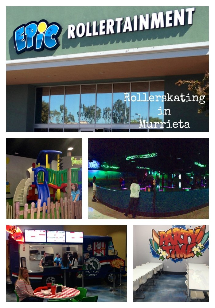 Epic Rollertainment , Roller skating in Murrieta is now Open