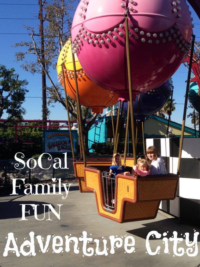 Adventure City Anaheim Amusement Park The Typical Mom