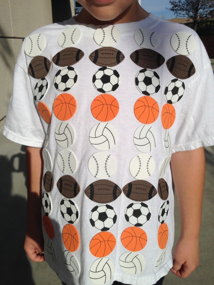 Image result for wear 100 things for 100th day of school
