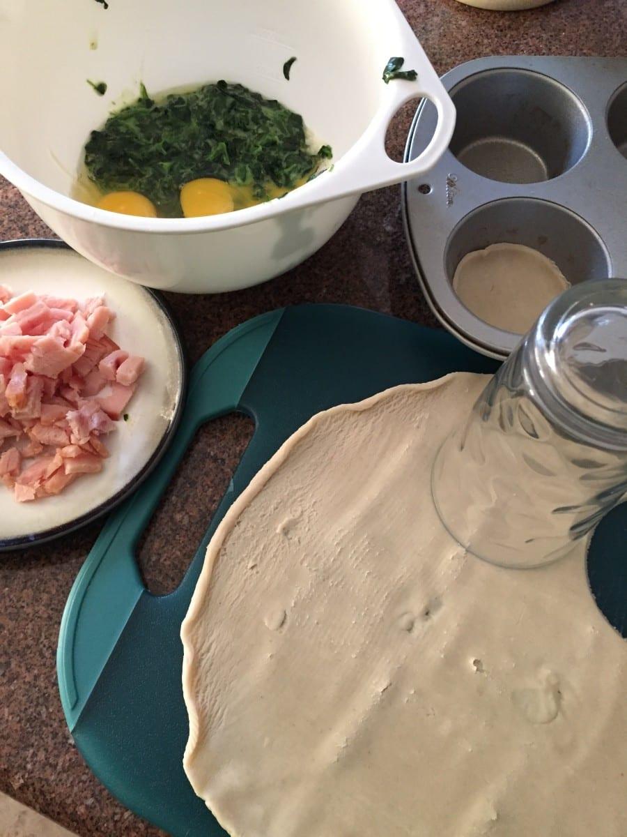 mini quiche recipe