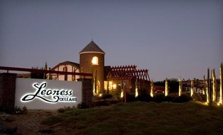 Leoness Winery Coupon
