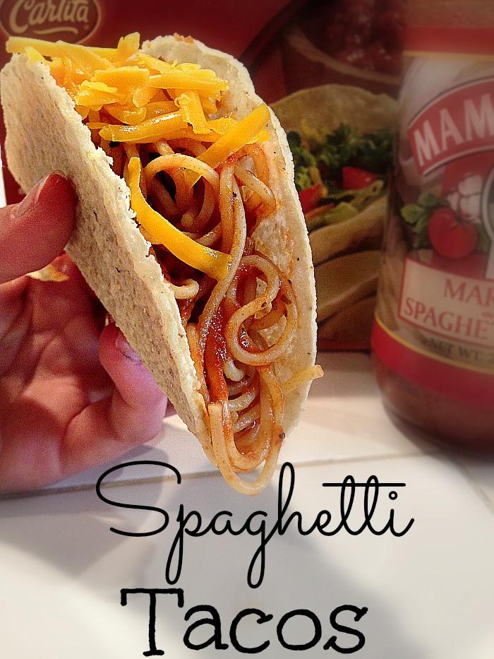 Spaghetti Taco Recipe