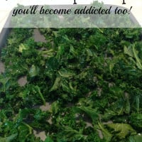 Easy Kale Chips Recipe