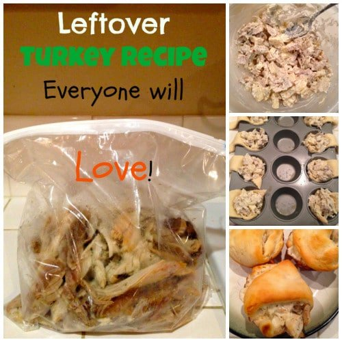 Best leftover turkey recipe