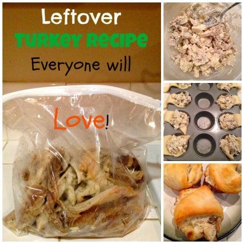 BEST leftover turkey recipe