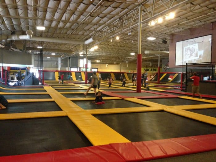Sky Zone Riverside Coupon