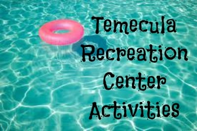 temecula recreation center