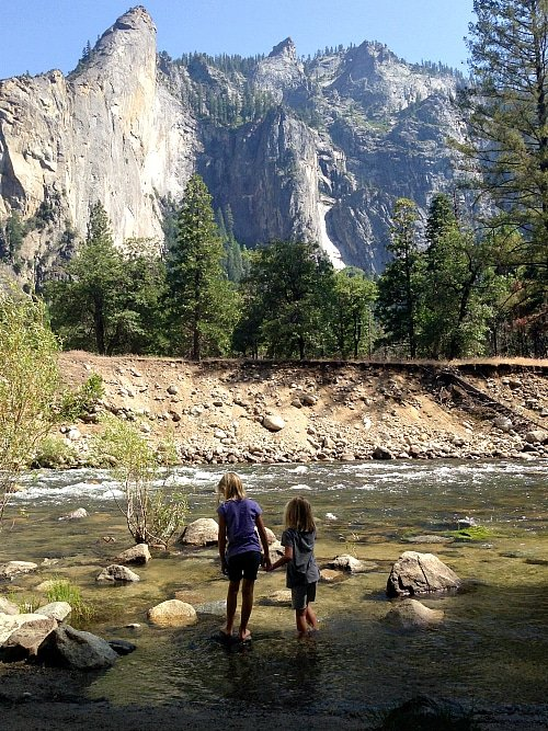 Lots of FREE activities in Yosemite!