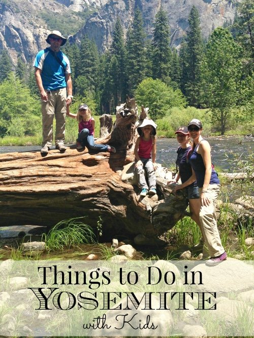 free things to do in Yosemite