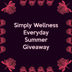 $50 Visa Gift Card + pain relief kit Simply Wellness Everyday