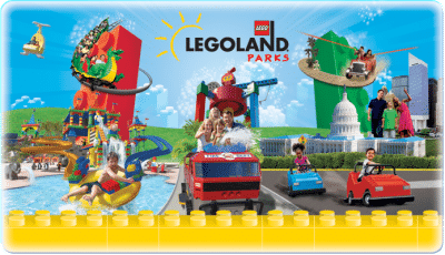 Legoland and their aquarium. Click here for more information and coupon.