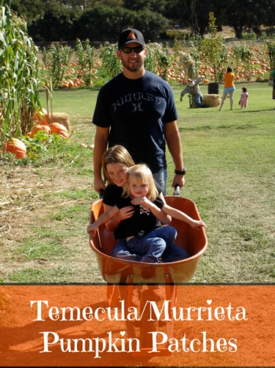 Temecula Pumpkin Patches