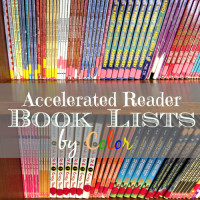 Accelerated Reader Levels by Color