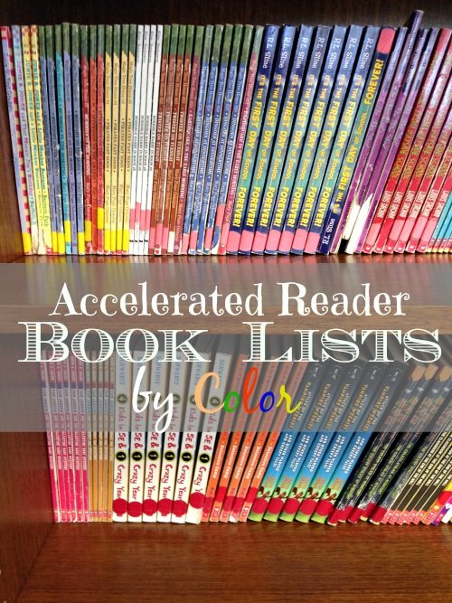ar book lists