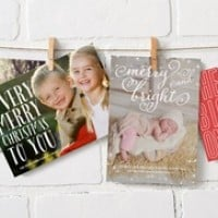 Christmas Cards for Less