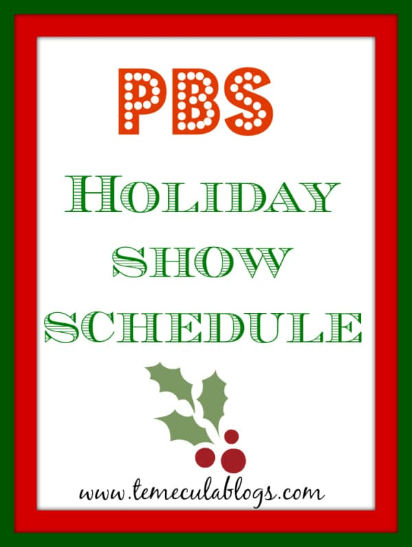 holiday shows 2014