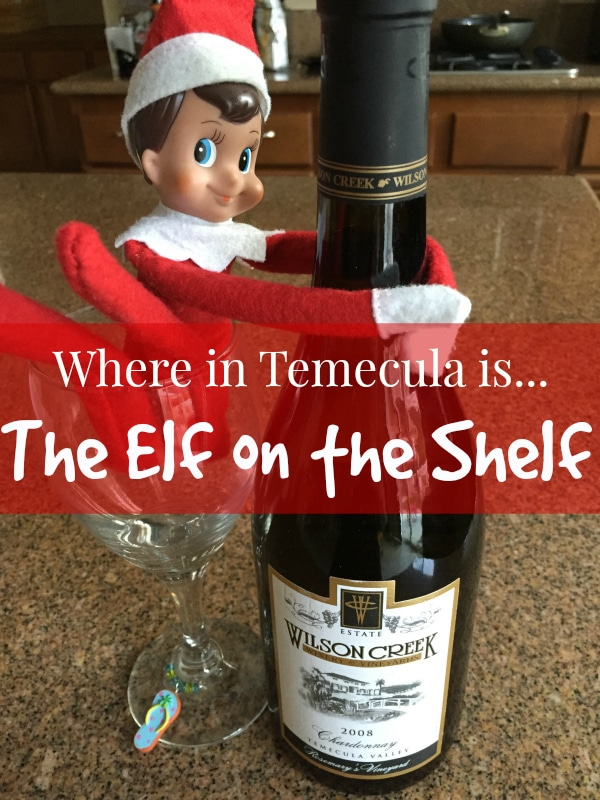 Where in Temecula is The Elf on the Shelf – WIN Starbucks
