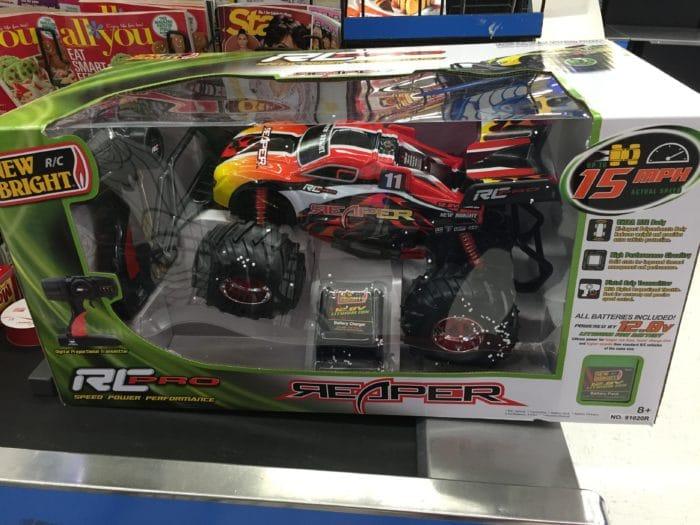 New Bright R/C Pro Reaper