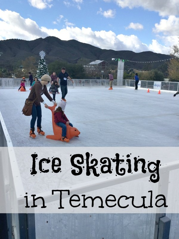 ice skating in temecula