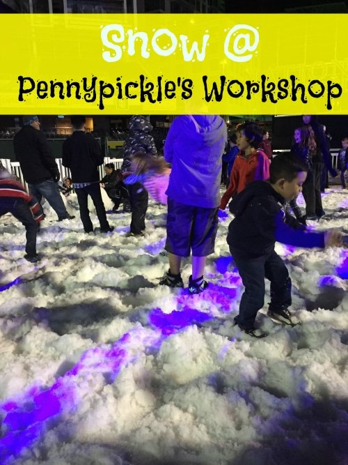 snow at pennypickles temecula