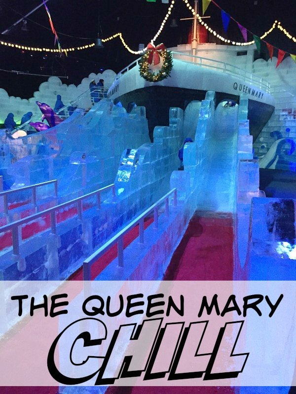 Queen Mary CHILL