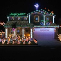 Christmas Lights Temecula Map
