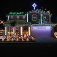 Christmas Lights Temecula Map