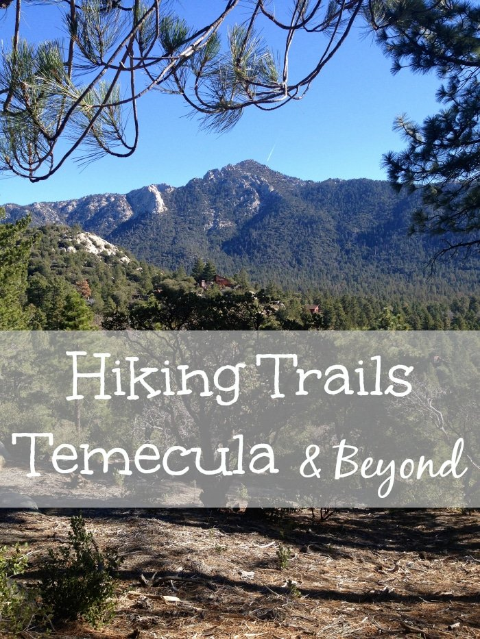 temecula hiking trails