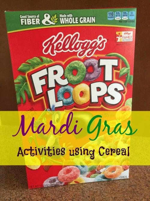 mardi gras crafts for kids