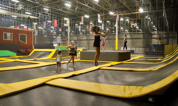 Coupons for get air trampoline park : Ninja restaurant nyc