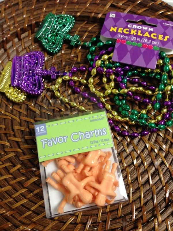 Mardi Gras craft