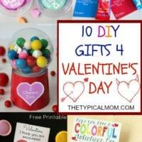 Valentine Treats for Kids