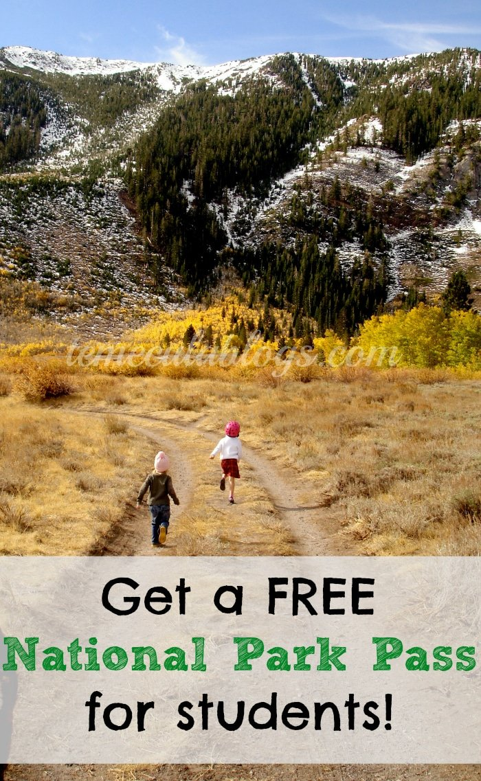 Free Admission National Parks for 4th Graders · The Typical Mom