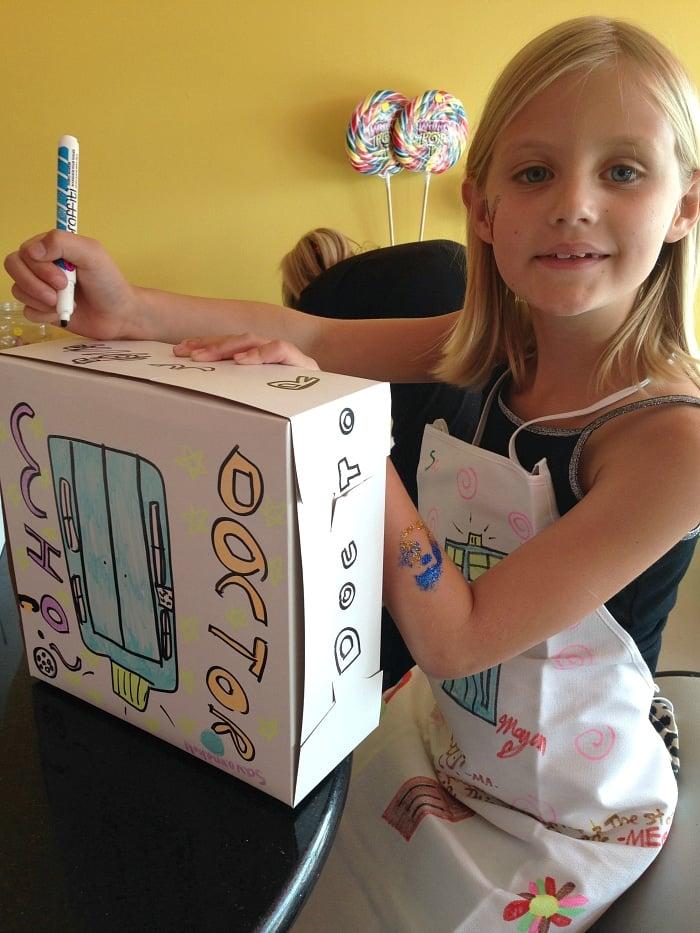 cheap girl birthday party ideas