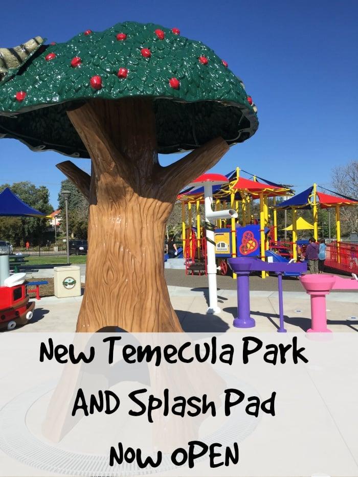 Temecula special needs park
