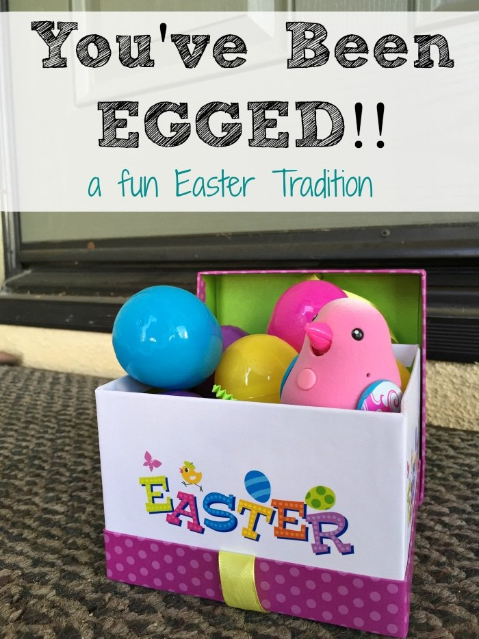 Easter Games for Kids – You've Been Egged
