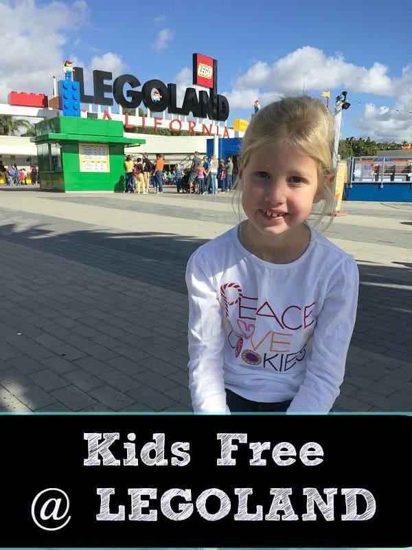 kids free at legoland