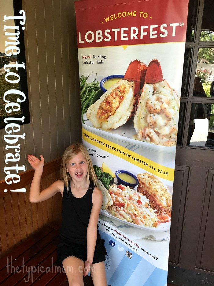 Lobsterfest at Red Lobster · The Typical Mom