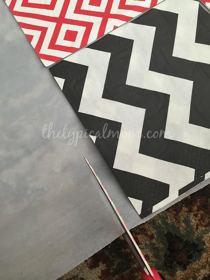 diy checker board