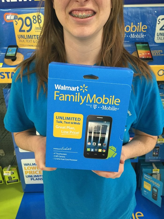 Walmart Family Mobile.