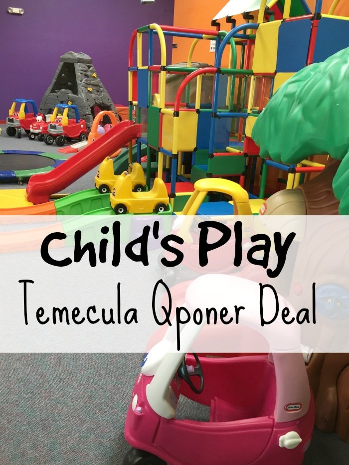 child's play temecula