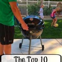 Top 10 Barbeque Hacks