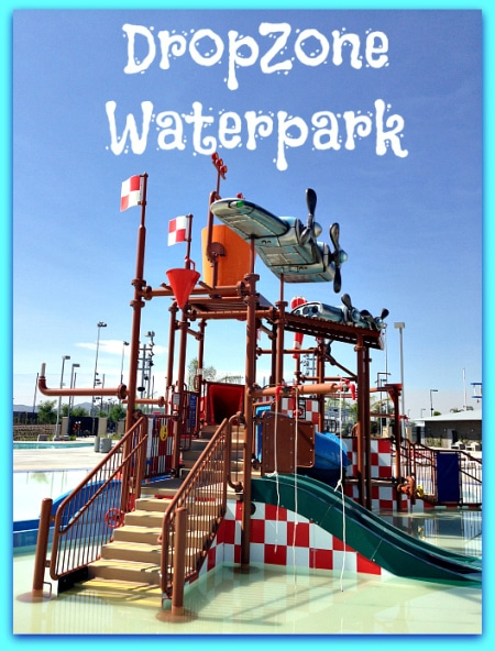 Dropzone waterpark Perris