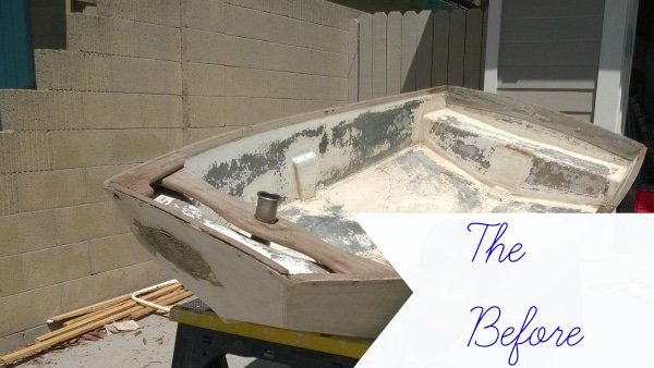repurposing a boat