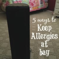 keeping allergies at bay